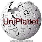 UniPlanet logo