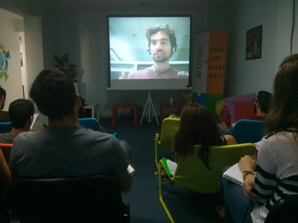 Mentoring Sessions στο Global Prep